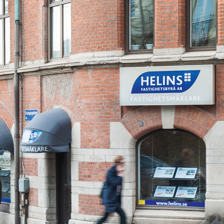 Helins Fastighetsbyrå