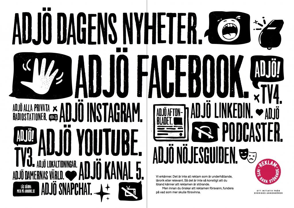 Sveriges Annonsörer vill sprida kunskap och skapa dialog kring reklamens roll