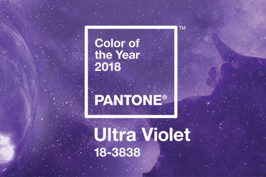 Årets färg 2018 – ingenting för fegisar